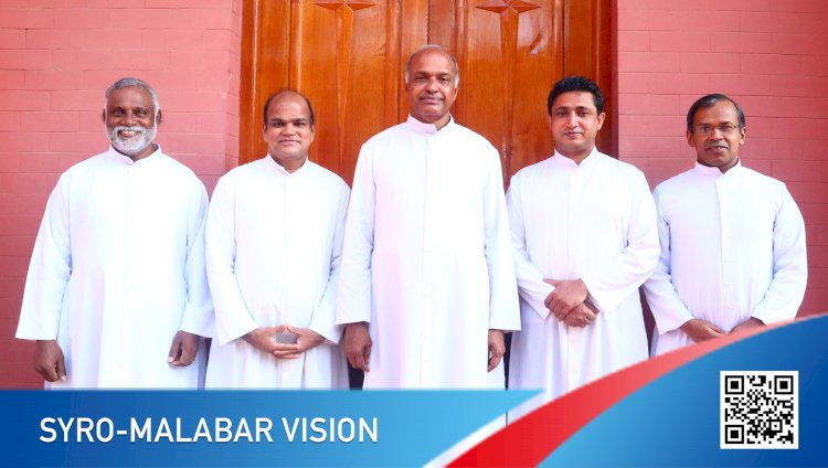 New Superior General and General Administrative teamfor Vincentian Congregation