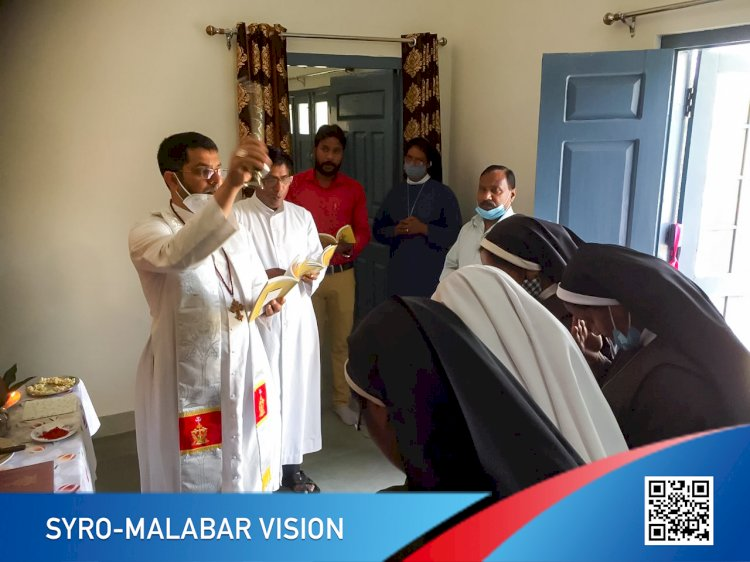 New Mission Station Inauguratedin the Garhwal Region
