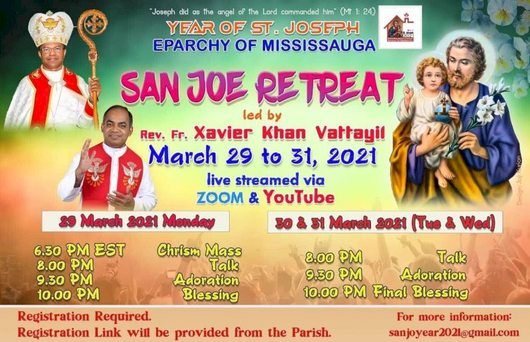 San Joe Retreat