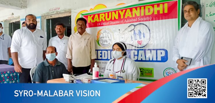 Free Medical Camps in the Remote Villages of Adilabad