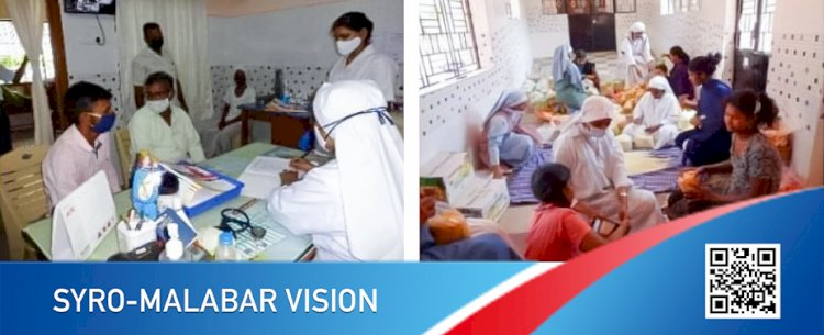 Ashadham Hospital with  Helping Hands
