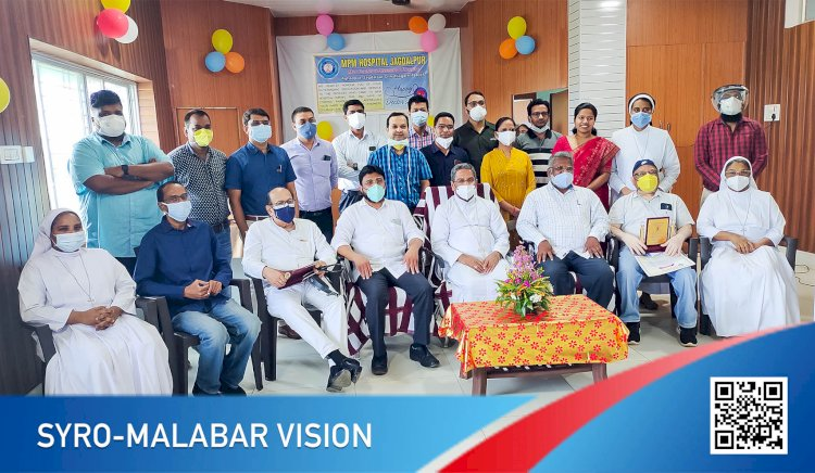 Salute for the real Heroes ( Doctor's Day at MPM Hospital )