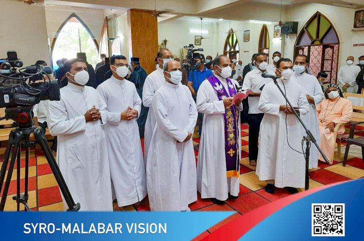 Homage to Bishop Jacob Mar Barnabas