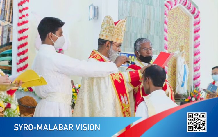 New Ordinations in Faridabad Eparchy